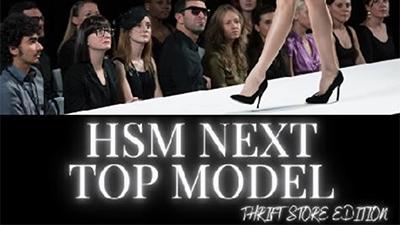 HSM Next Top Model – Thrift Store Edition