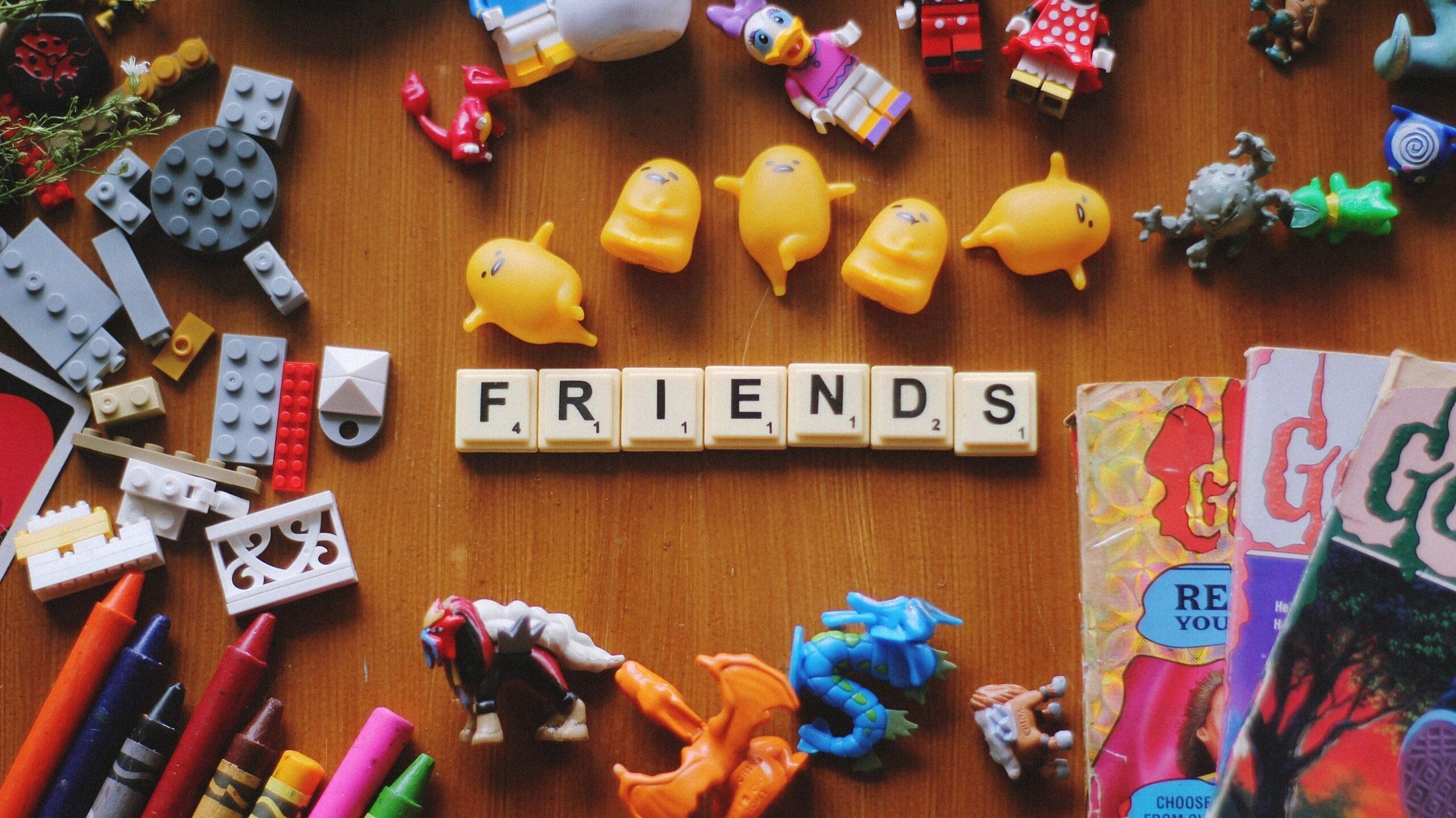 Jon the Friend of Friends (Friendship)