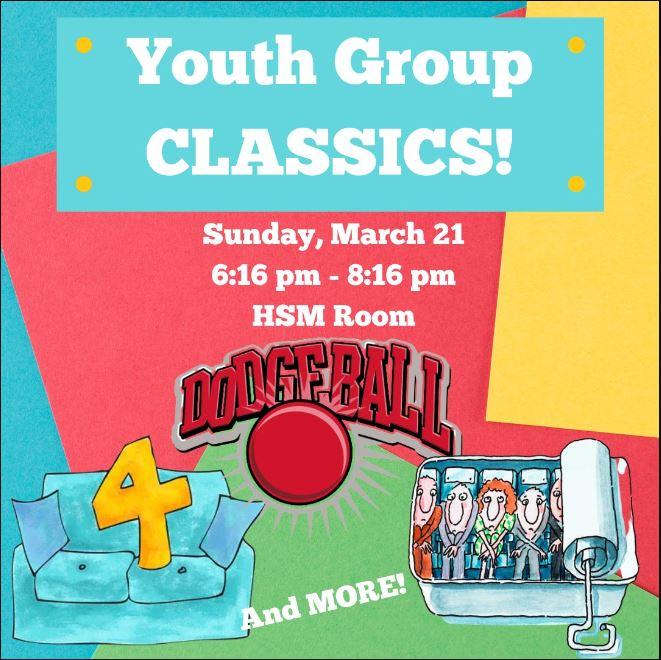 HSM Classic Game Night!